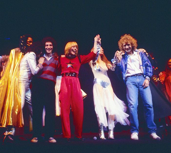 Starmania en 1978