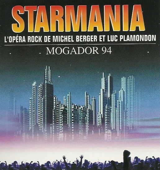 Starmania Theatre Mogador 1994