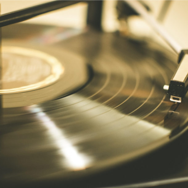 Vintage vinyle Starmania
